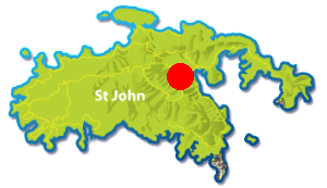 Lime Time Cottage, Coral Bay map icon